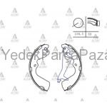 FREN BALATASI ARKA PABUc-( HYUNDAI:STAREX MINuBuS 9702 GALLOPER 9900 )