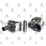 CIVIC PiSTON TAKIM 1.4L  1.6L  96-01  75.50mm  D14A4  D16Y4  P2E  050