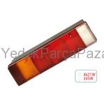 YP-83 7 FONKSİYONLU STOP LAMBA UNIVERSAL YÜCE PLASTİK