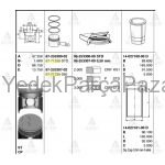 E-2200 PiSTON SEKMANLI 93-99 STD