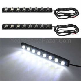 2Lİ POMER LED LAMBA POWER2X8W LED